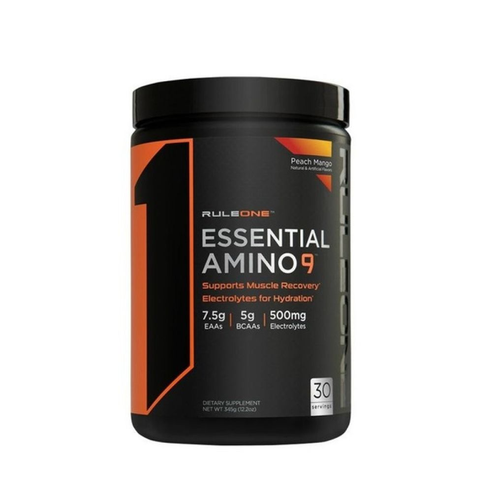 R1 Essential Amino 9 30 Servings 345g, Rule One