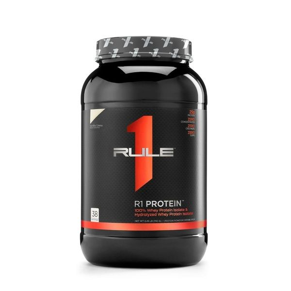 R1 Protein 1110g, Rule One