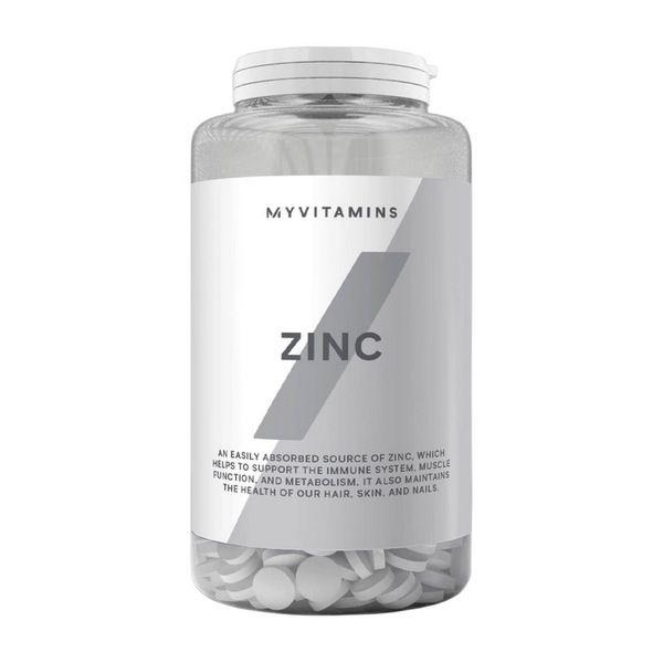 Zinc plus Vitamin C 270 Tabs, MyProtein