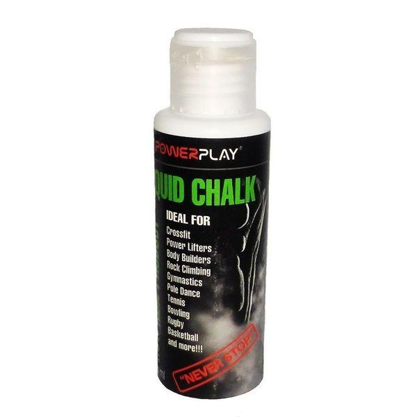 Магнезия Liquid Chalk 100ml, PowerPlay