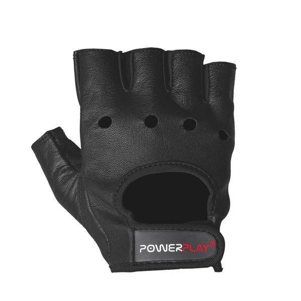 Перчатки для фитнеса PP-1572 Black, PowerPlay