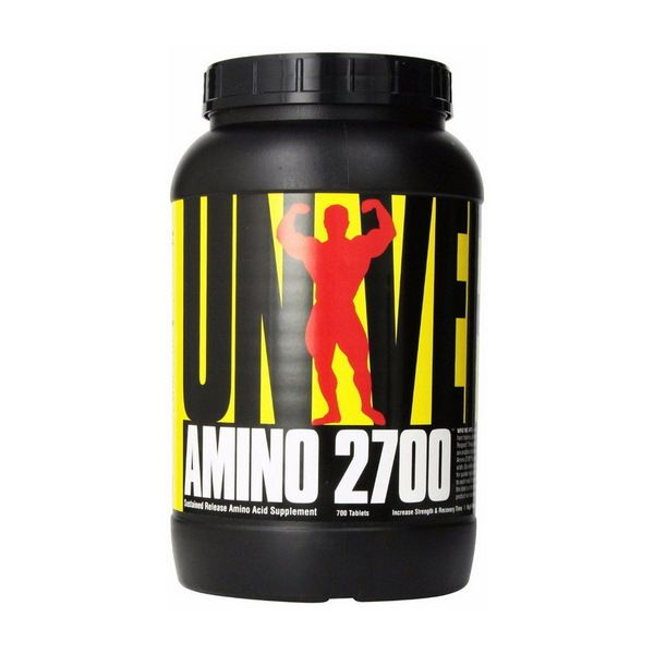AMINO 2700 700tab, Universal Nutrition