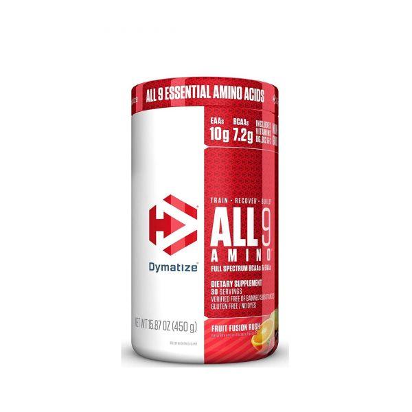 All 9 Amino 450g, Dymatize Nutrition