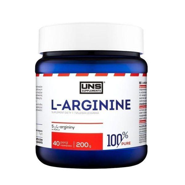 L-Arginine 200g, UNS