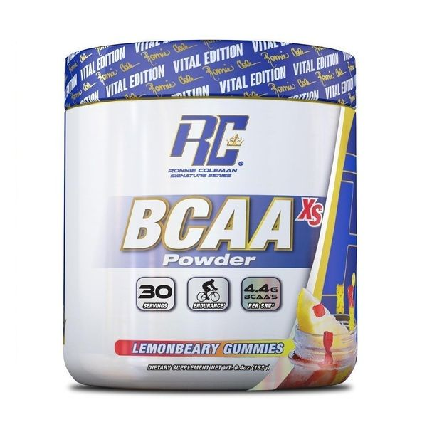 BCAA XS 30 Servings 195g, Ronnie Coleman