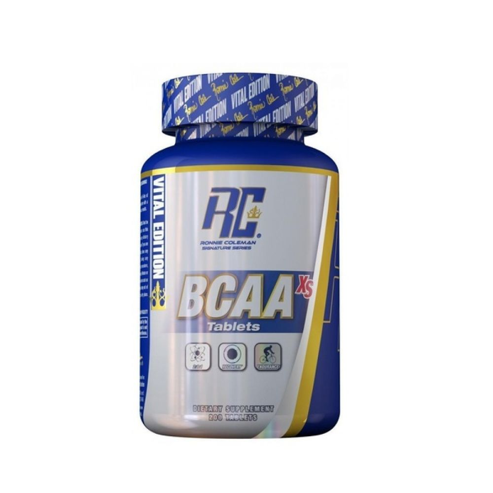 BCAA XS 400 Tablets, Ronnie Coleman
