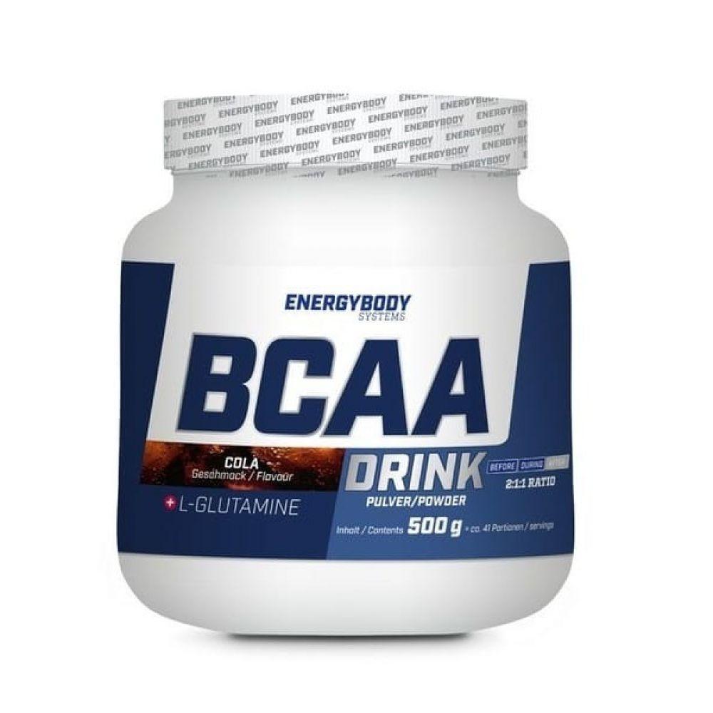 BCAA Drink 500g, ENERGYBODY