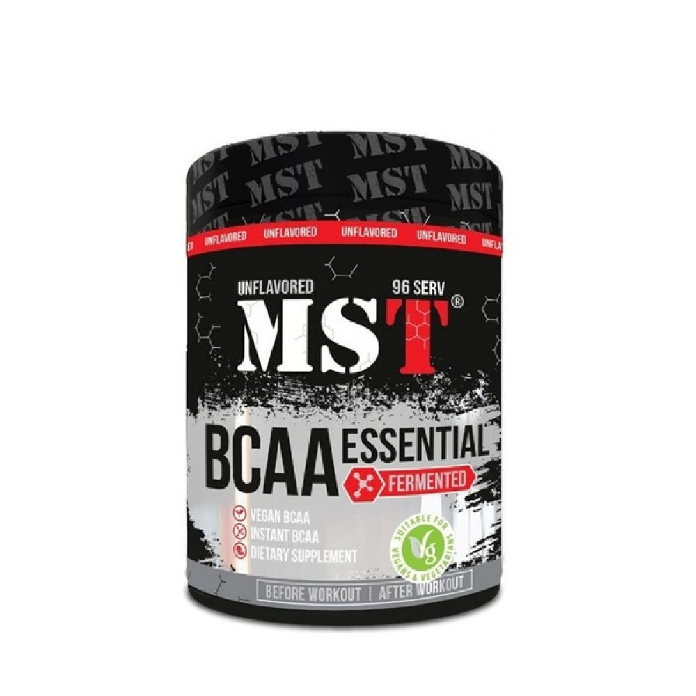 BCAA Essential Fermented 480g, MST