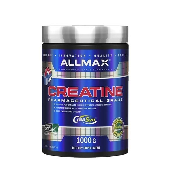 Creatine 1000g, ALLMAX Nutrition