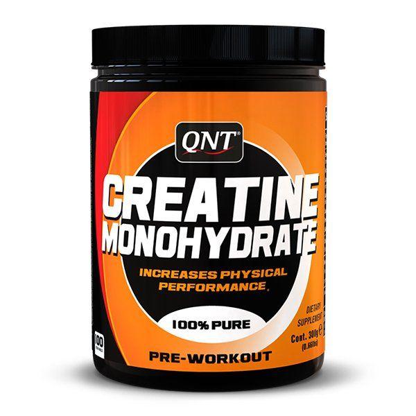 Creatine Monochydrate 300g, QNT
