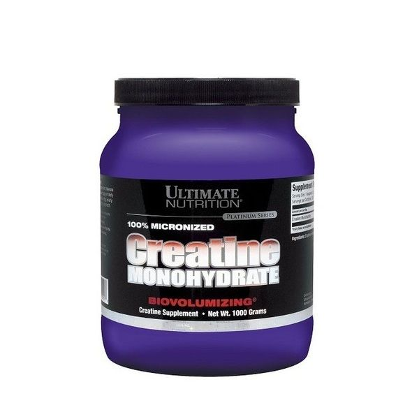 Creatine Monohydrate 1000g, Ultimate Nutrition