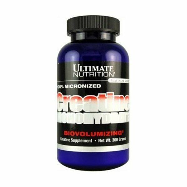 Creatine Monohydrate 300g, Ultimate Nutrition