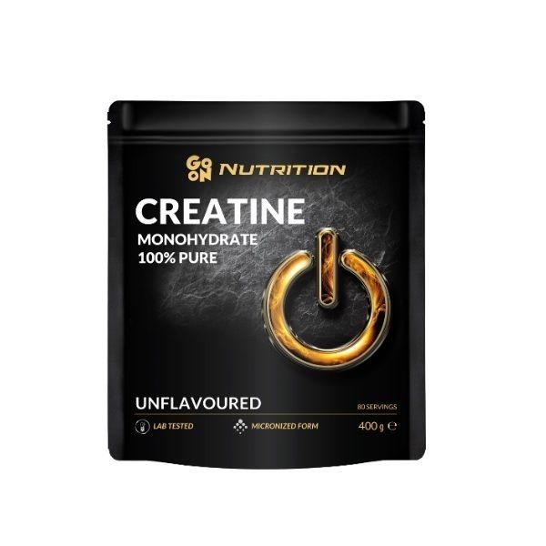 Creatine Monohydrate 400g, Go On Nutrition