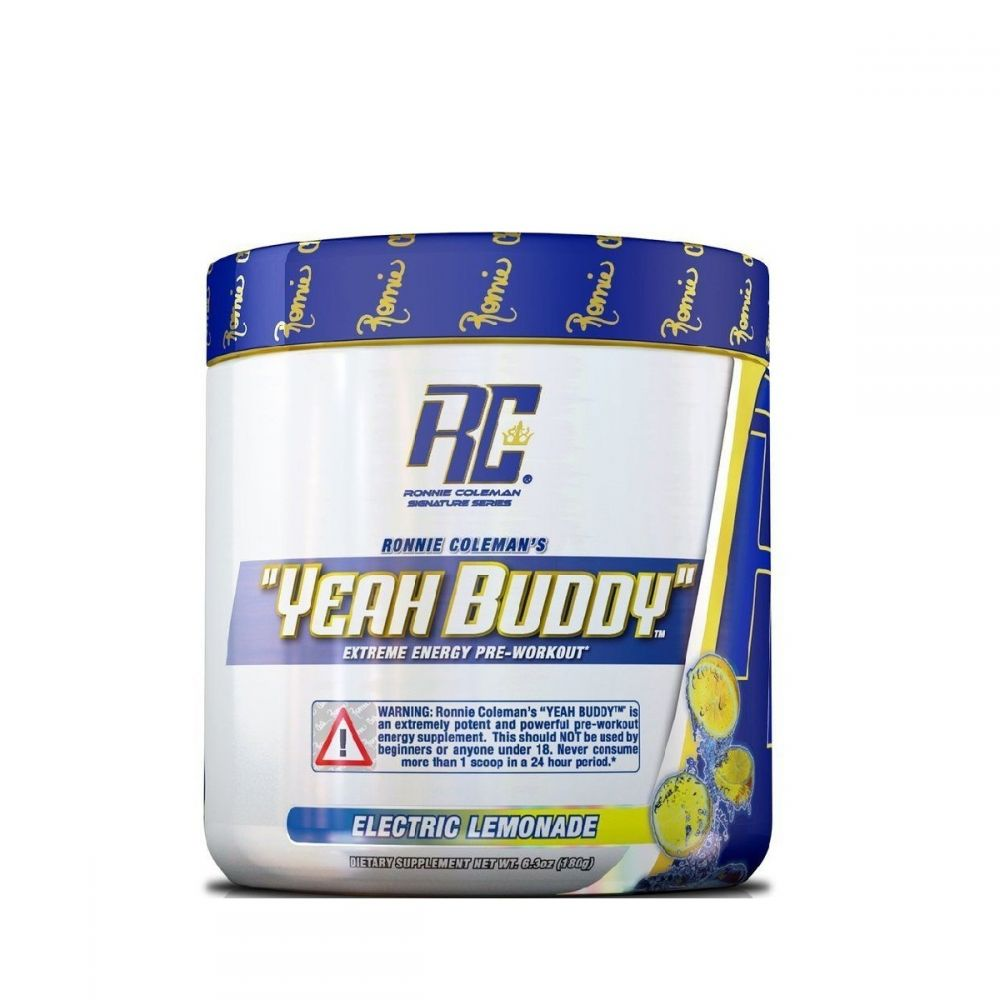 Yeah Buddy Pre-Workout 30 Servings, Ronnie Coleman