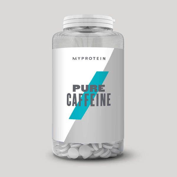 Pure Caffeine 200mg 200 Tabs, MyProtein
