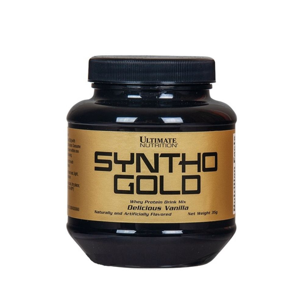Syntha Gold 34g, Ultimate Nutrition