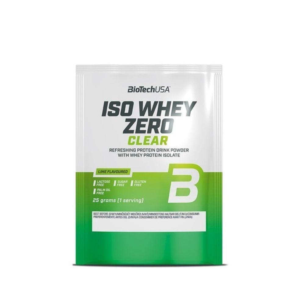 Iso Whey Zero Clear 25g, BioTech