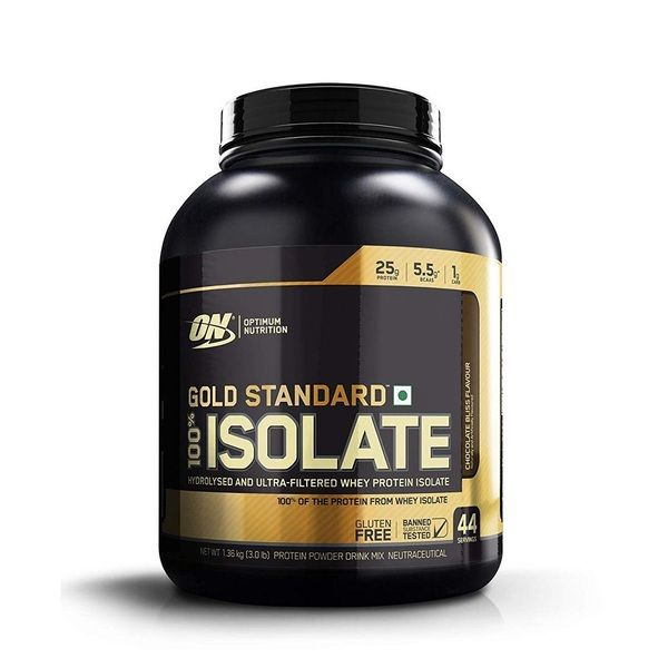 100% Isolate Gold Standard 1320g, Optimum Nutrition