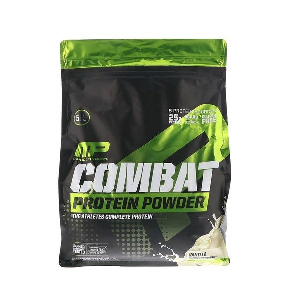 Combat Protein Powder 2268g, MusclePharm