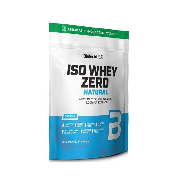 Natural Iso Whey Zero 1816g bag, BioTechUSA