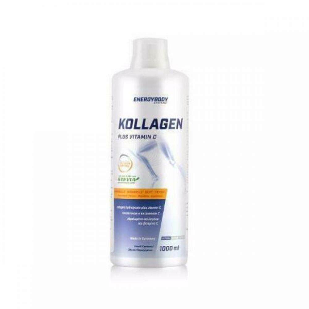 Kollagen Plus Vitamin C 1000ml, ENERGYBODY