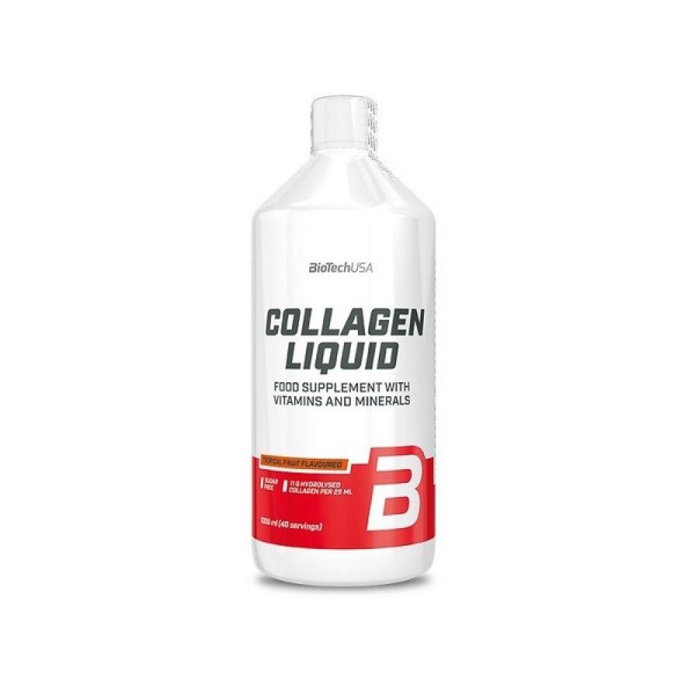 Collagen Liquid 1000ml, BioTechUSA