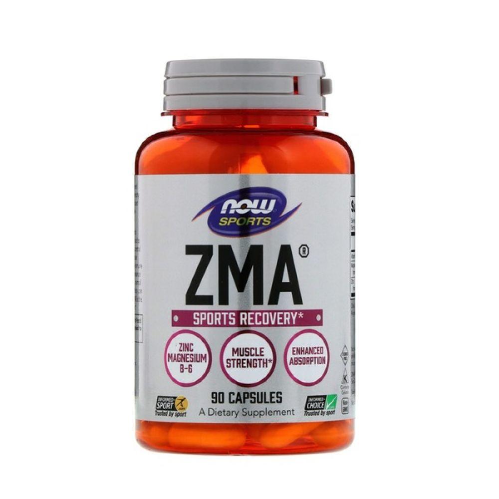 ZMA 90 Caps, NOW Foods