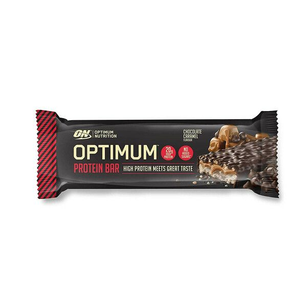 Батончик Optimum Bar 60g, Optimum Nutrition