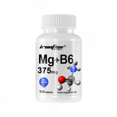 Mg+B6 100 Tabs, IronFlex