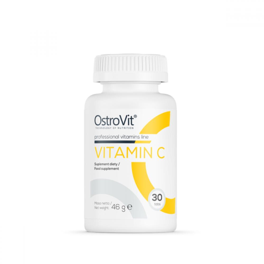 Vitamin C 1000mg 30 Tabs, OstroVit