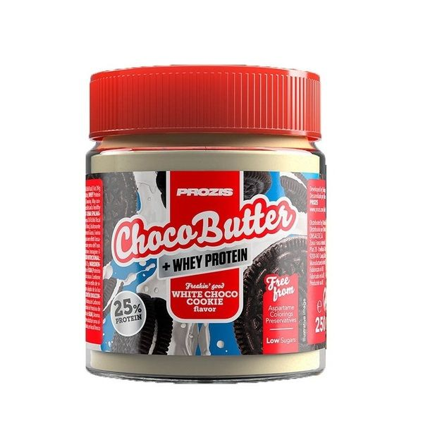 ChocoButter + Whey Protein 250g, Prozis