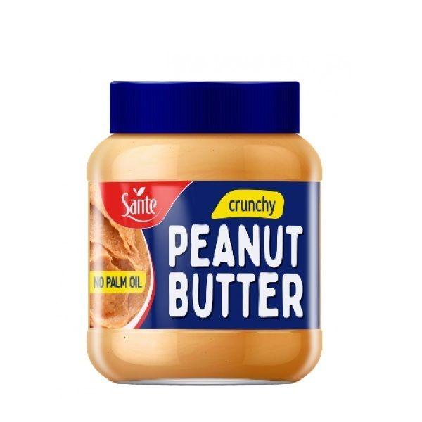 Peanut Butter Crunchy 350g, Go On
