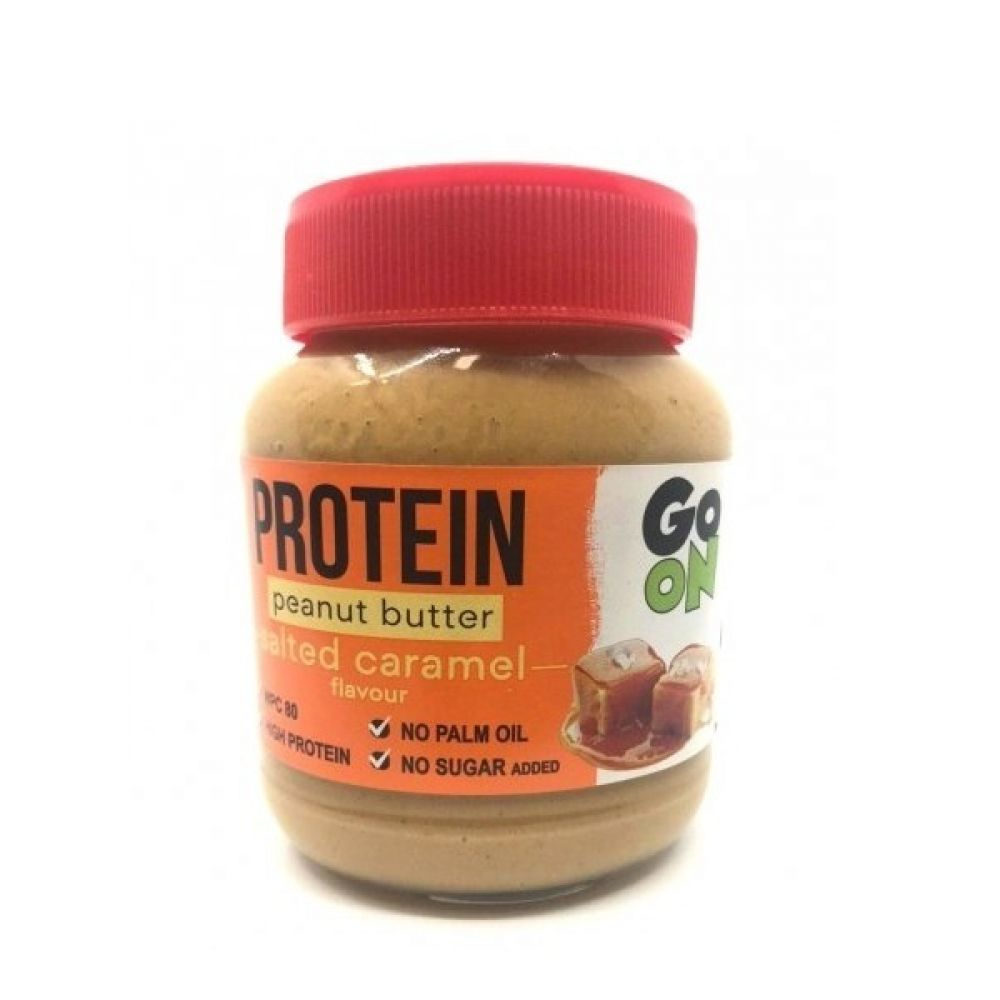 Protein Peanut Butter 350g, Go On