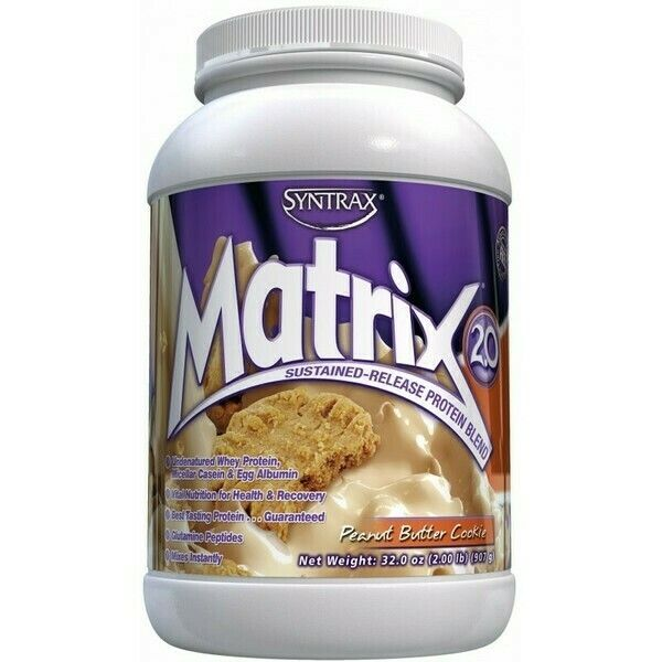 Matrix 5.0 900g, Syntrax