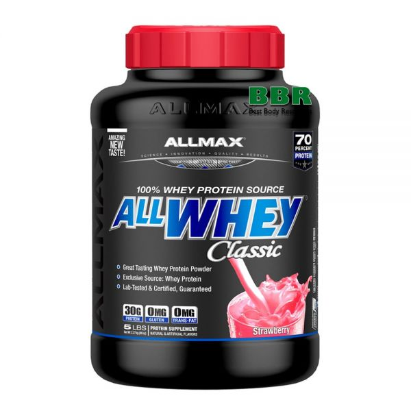 All Whey Classic 2270g, ALLMAX Nutrition
