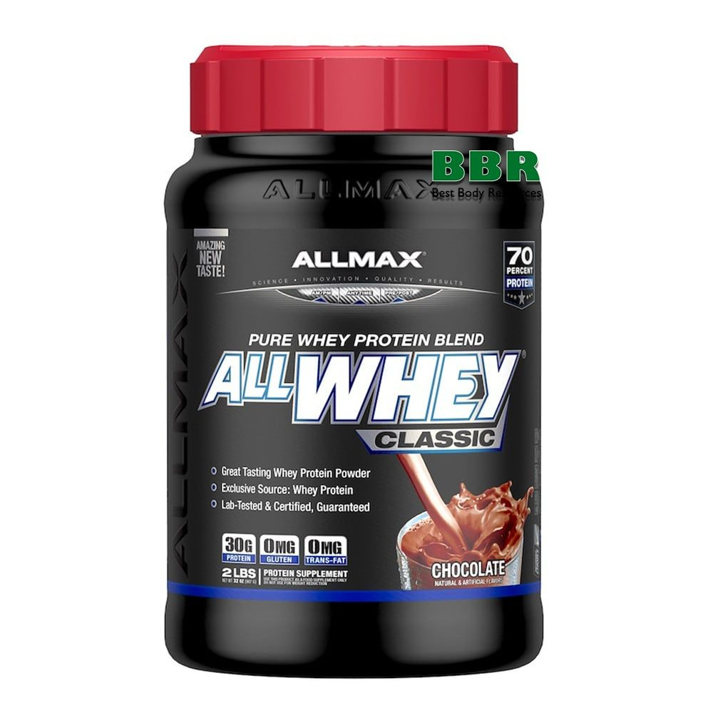 All Whey Classic 907g, ALLMAX Nutrition