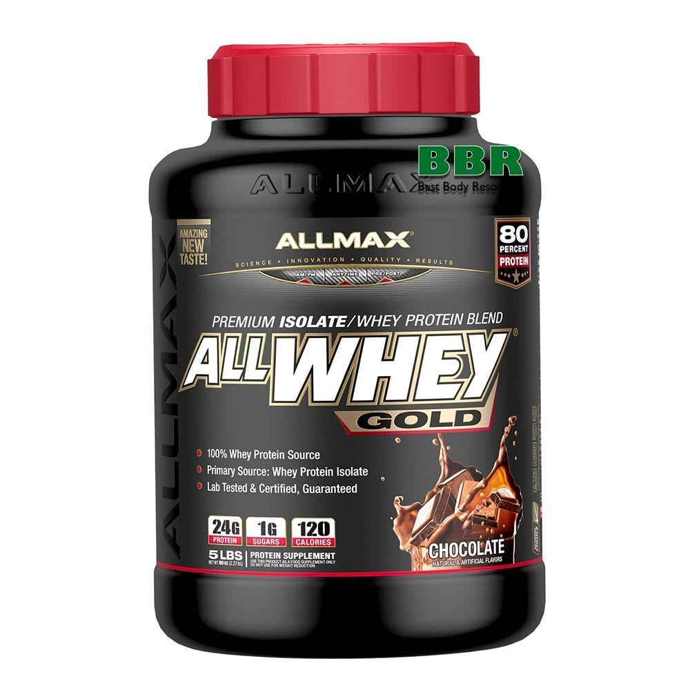 All Whey Gold 2270g, ALLMAX Nutrition