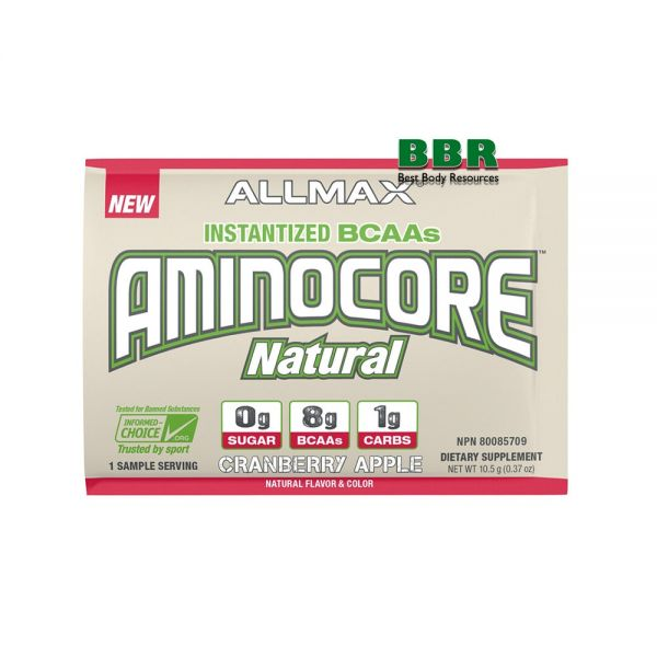 Aminocore 1 Serving, ALLMAX Nutrition