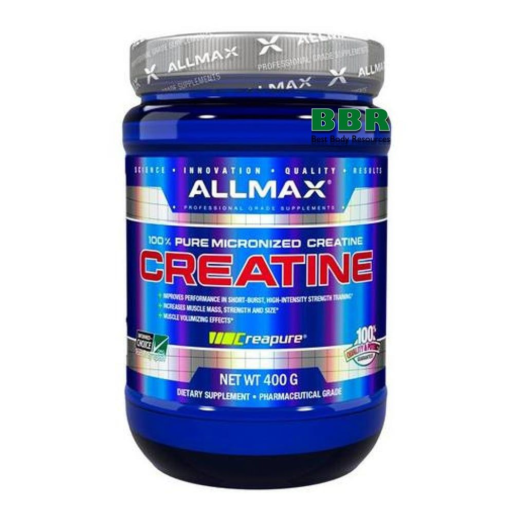 Creatine 400g, ALLMAX Nutrition