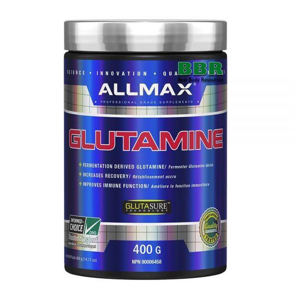 Glutamine 400g, ALLMAX Nutrition