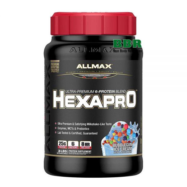 HexaPro 1360g, ALLMAX Nutrition