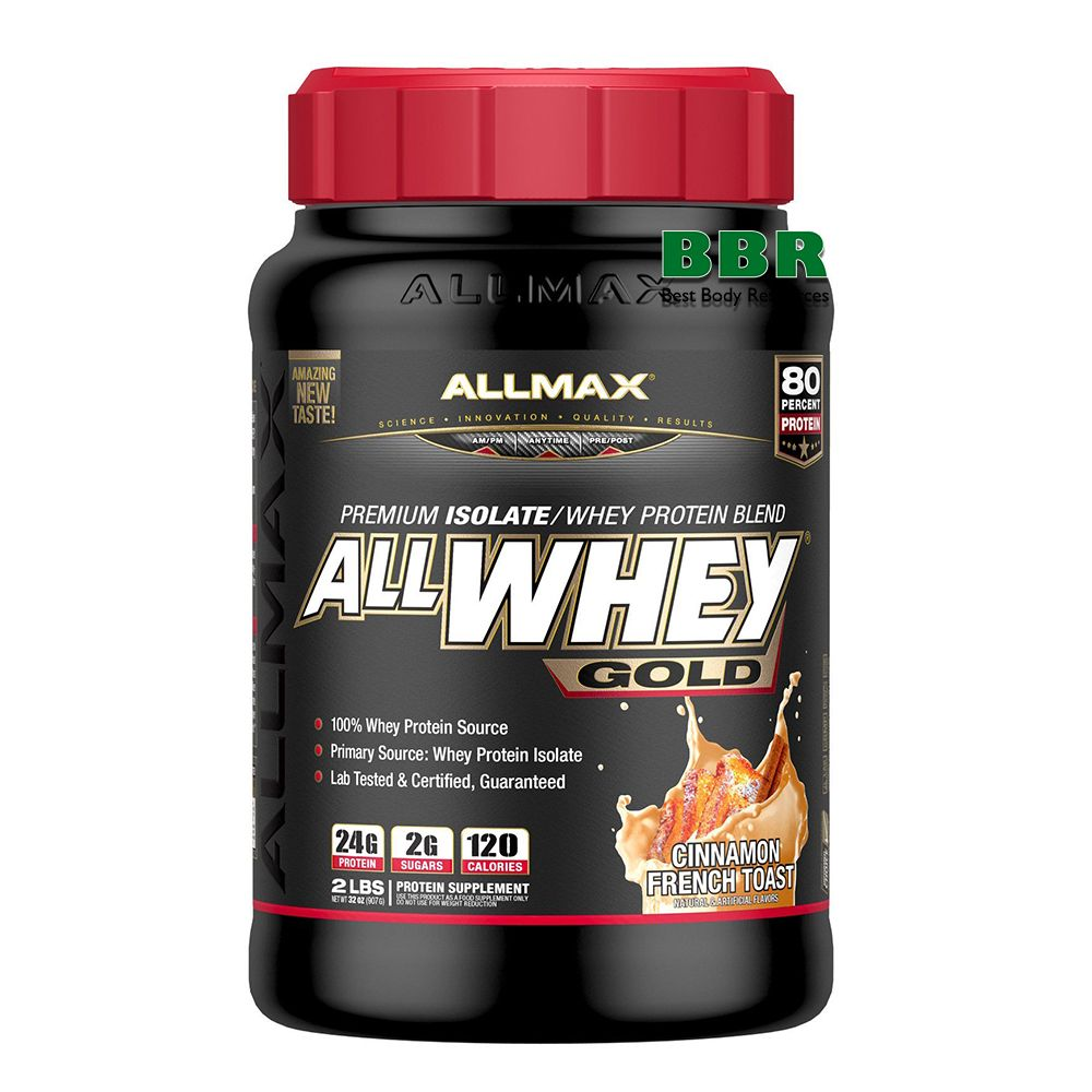 All Whey Gold 907g, ALLMAX Nutrition