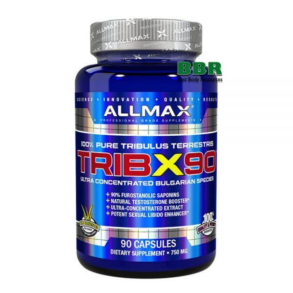 TribX 90 90 Caps, ALLMAX Nutrition