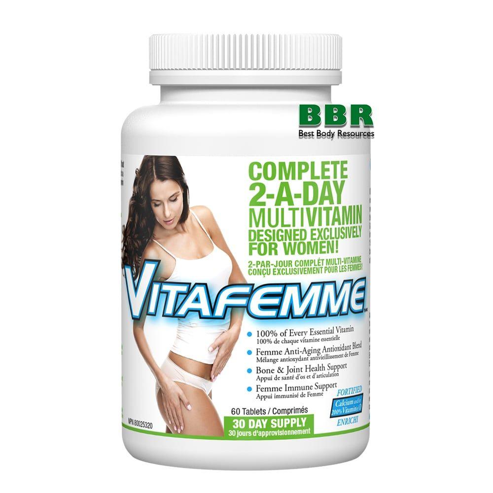 VitaFemme 60 Tabs, ALLMAX Nutrition