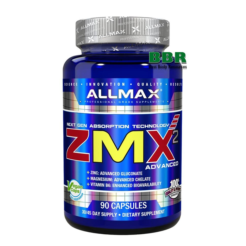 ZMX 90 Caps, ALLMAX Nutrition