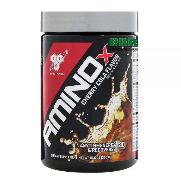 Amino X Soda 20 Servings 300g, BSN