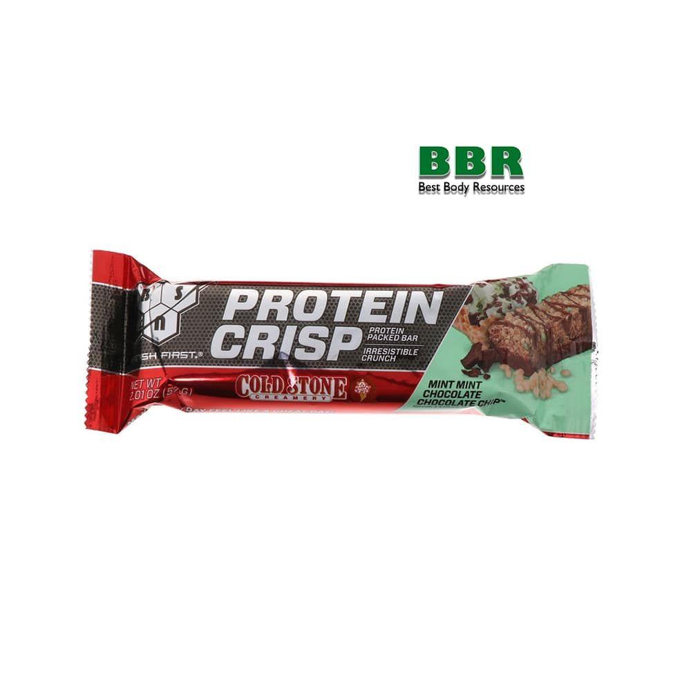 Protein Crisp Bar 56g, BSN