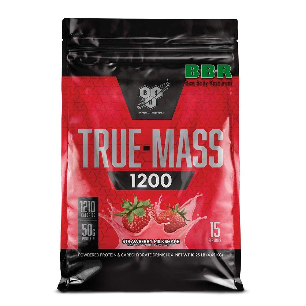True Mass 1200 4540g, BSN