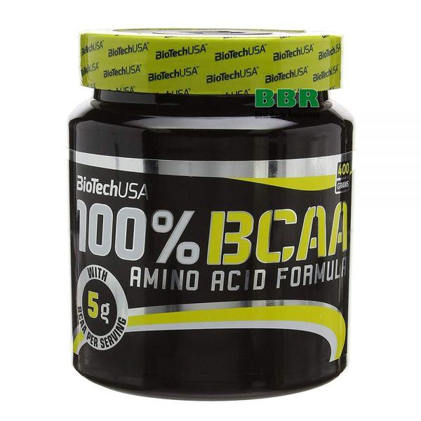 100% BCAA 400g, BioTech (USA)