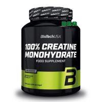 100% Creatine Monohydrate 1000g, BioTechUSA